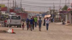 أرامل مخيم دوميز يكافحن من أجل توفير المال لعائلاتهن