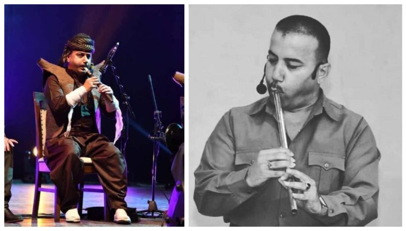 مقتل فنان شعبي في إقليم كوردستان