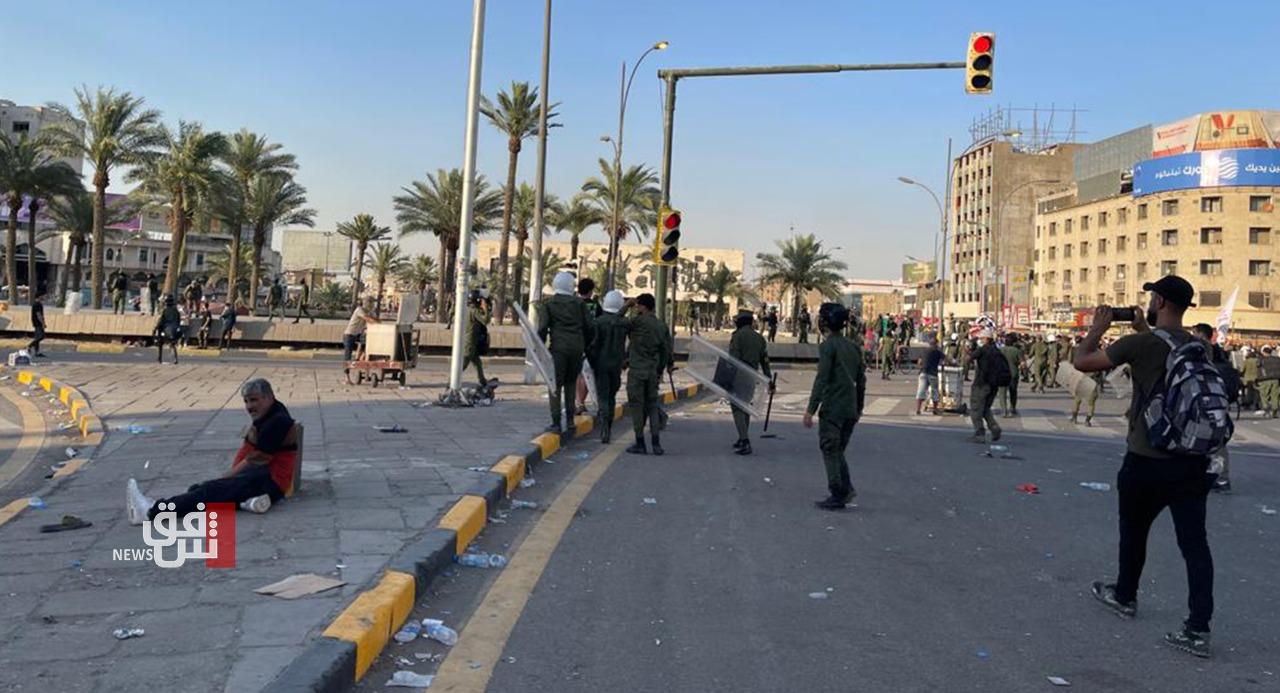 مصدر يكشف حقيقة اغتيال احد أبرز ناشطي الاحتجاجات في بغداد