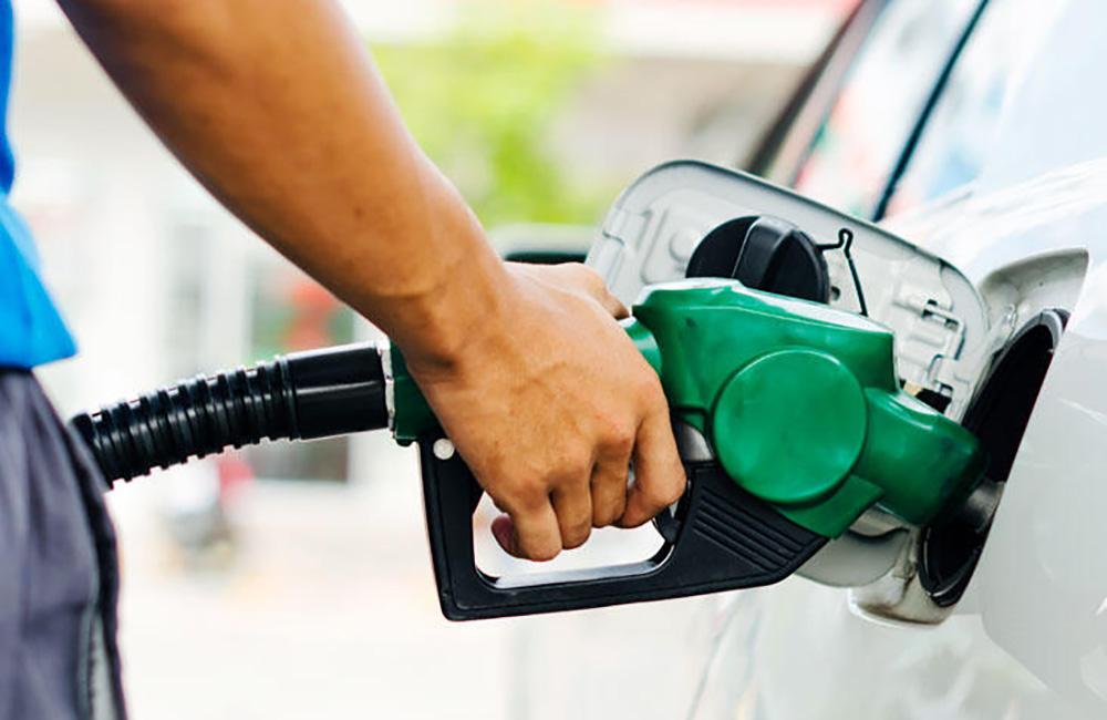 Premium gasoline pumps dried in Baghdad 1624446662304