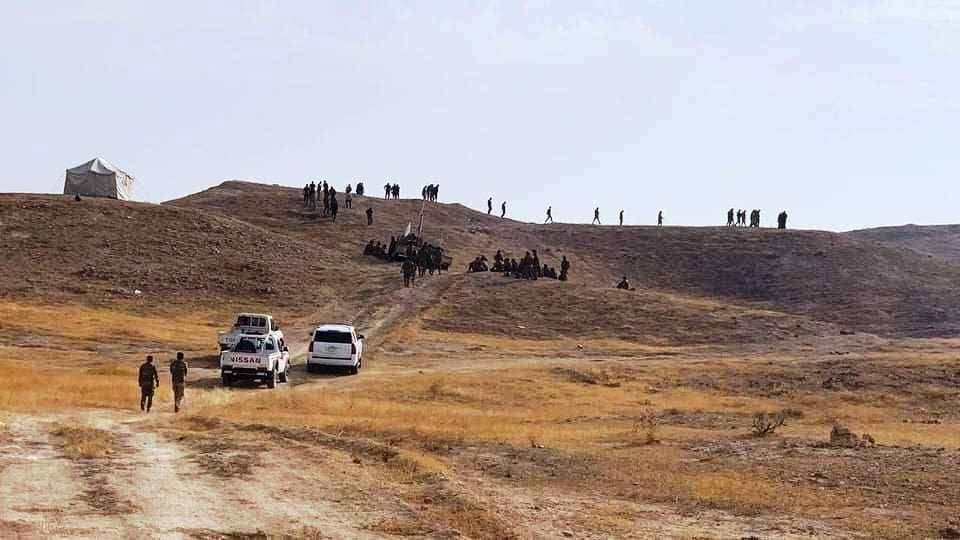 تحذير من نزوح جماعي ووصول داعش لطريق ديالى- كركوك