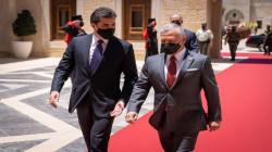 الأردن تكشف فحوى لقاء الملك عبد الله ورئيس إقليم كوردستان