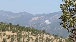 Turkish aircraft target areas in Duhok