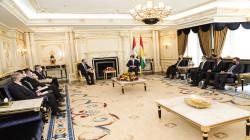 """أمريكا تبلغ كوردستان """"قلقها"""" حيال تطوّر تهديدات داعش في العراق وسوريا"""