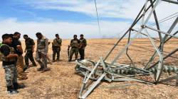 انقطاع تام للكهرباء عن بلدتين عراقيتين جراء تفجير برجين للطاقة