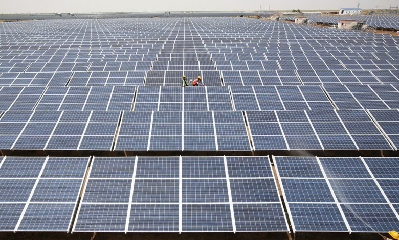 """Iraq signs the """"largest"""" contract to produce clean energy النظيف 1624549044952"""
