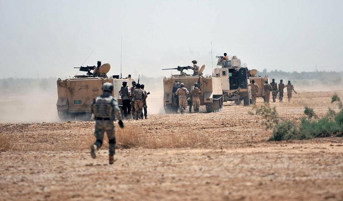 """داعش يلجأ لحرب """"العبوات"""" بمناطق متناثرة بين ثلاث محافظات عراقية"""