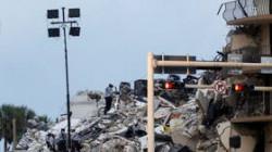 حتى الآن.. 163 قتيلاً ومصاباً حصيلة انهيار مبنى في أمريكا