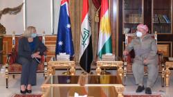 مسعود بارزاني يأمل تحقق أمرين من الإنتخابات العراقية
