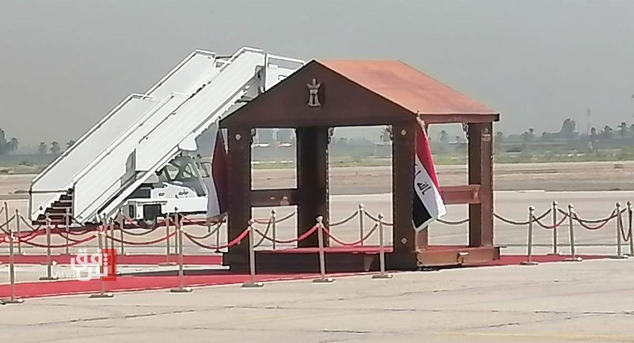بعد السيسي .. وصول العاهل الأردني لبغداد