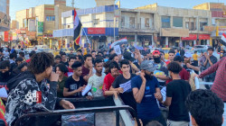 Demonstrators picketed state departments in Dhi Qar