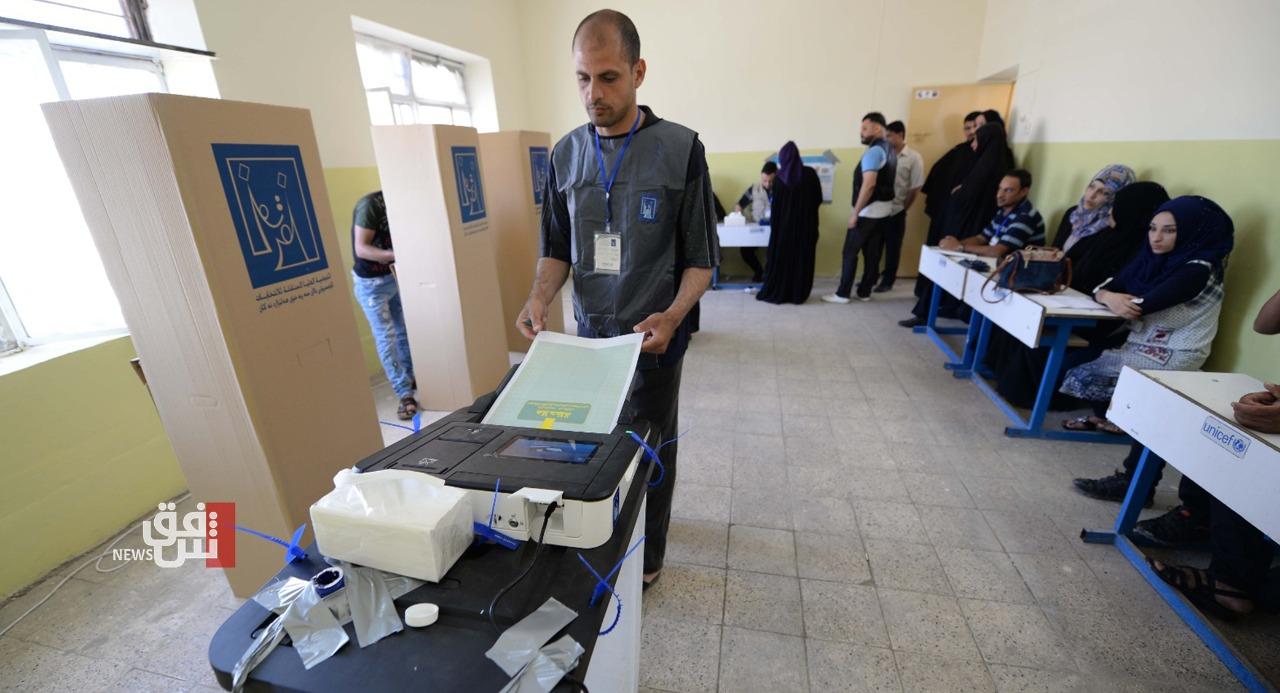 """المفوضية تحجب أصوات مرشحة في تحالف الخنجر """"اشترت"""" بطاقات انتخابية"""