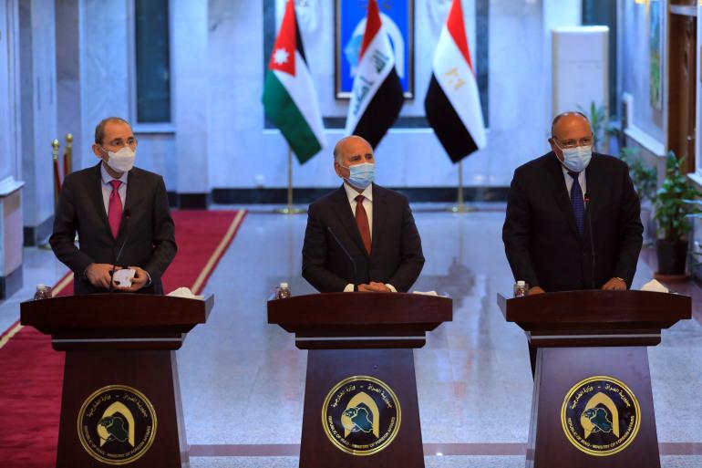 """الأردن تحث على """"تحييد"""" العراق عن الخلافات الإقليمية: نواجه التحديات معاً"""