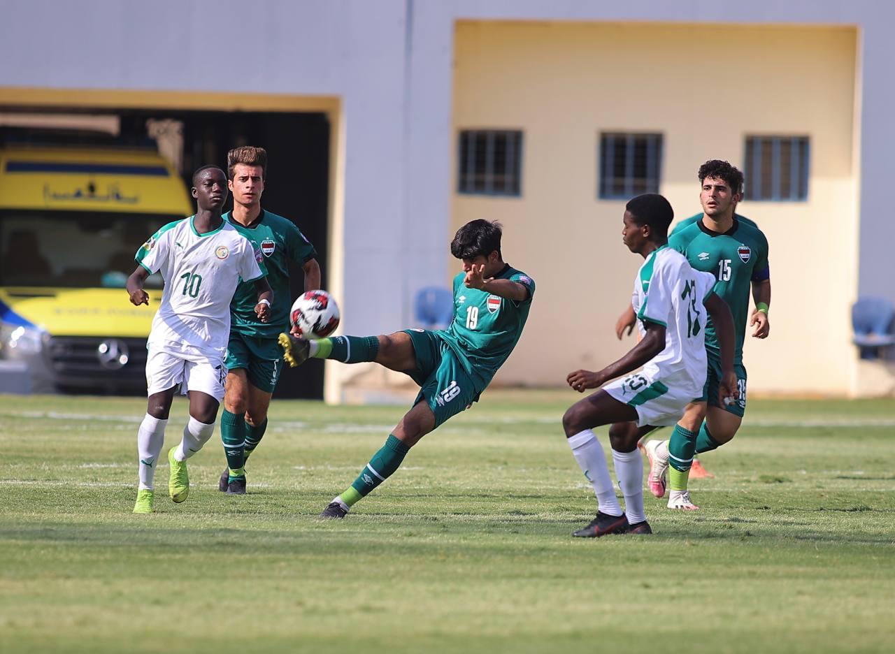 شباب العراق يودعون كأس العرب