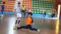 نفط الوسط يتأهل إلى نهائي بطولة الشباب لكرة الصالات