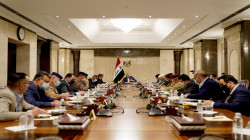 PM al-Kadhimi chairs a meeting for the Ministerial Council for National Security on al-Qaim attack