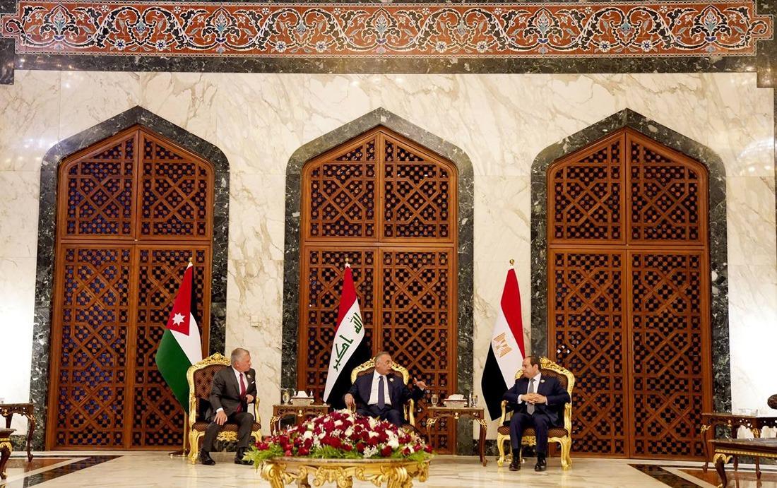 واشنطن عن قمة بغداد الثلاثية: خطوة مهمة لتعزيز الاستقرار الاقليمي