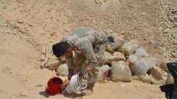 """في 4 محافظات بينها بغداد.. الإطاحة بـ""""إرهابيين"""" اثنين وضبط متفجرات"""