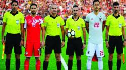 حكمان عراقيان يقودان مباراة المغرب والجزائر في كأس العرب للشباب
