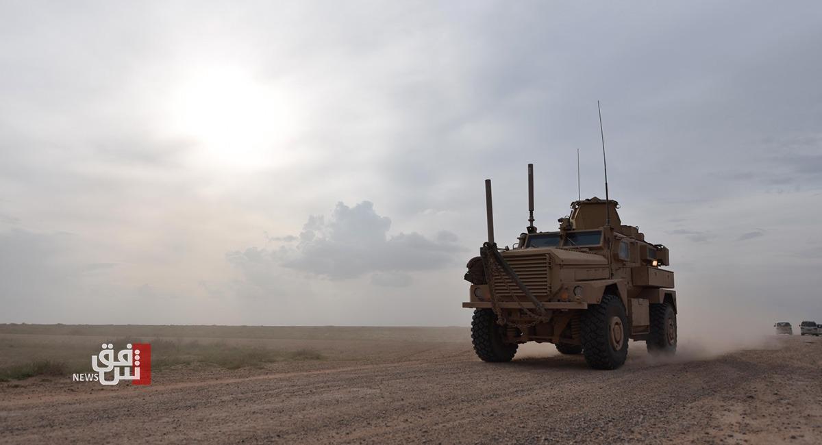 تفجير يستهدف رتل دعم لوجستي تابع للتحالف الدولي بأطراف بغداد