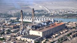 انفصال محطات توليد الكهرباء كافة بالمنطقة الجنوبية في العراق (تعديل)