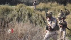 Security forces kill a terrorist in Diyala