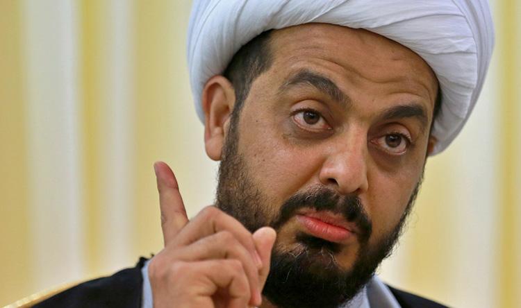 Al-Khazali to the United States: An eye for an eye