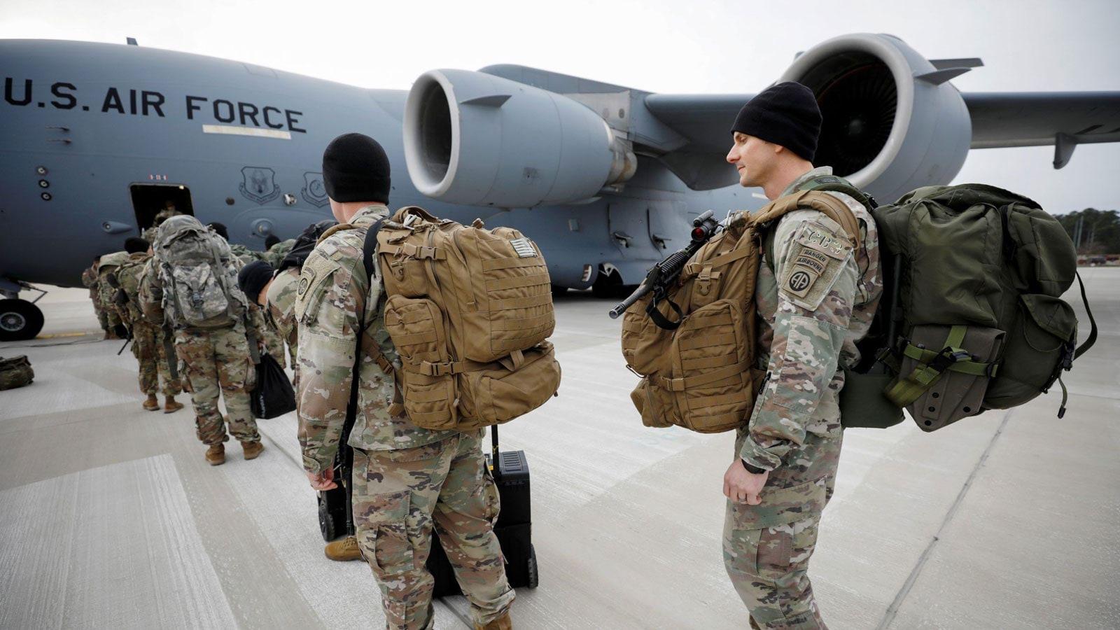 مسؤولون في الإدارة الأميركية: واشنطن ستسحب عددا صغيرا من قواتها في العراق
