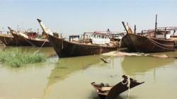 Kuwait's coast guard arrested Iraqi fishermen