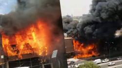 بعد حريق هائل.. أربيل تقرر إغلاق الأماكن غير الملتزمة بإجراءات السلامة