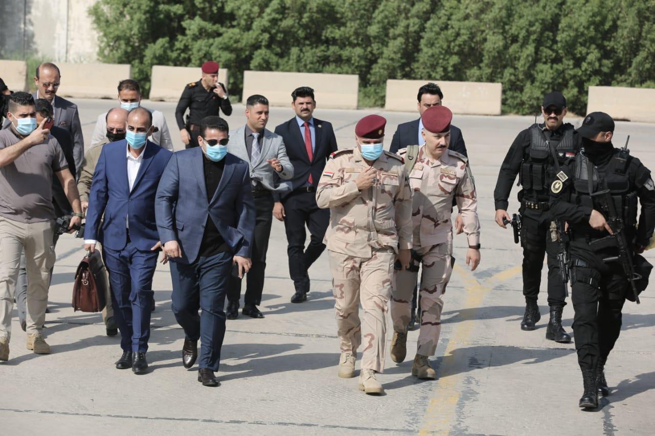 Iraqi National Security Advisor visits Kirkuk