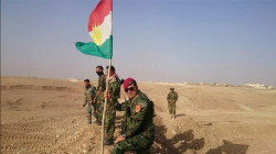 A member of the Peshmerga forces shot dead in Kirkuk today