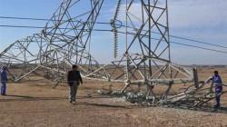 استهداف جديد لأبراج الطاقة الكهربائية في العراق