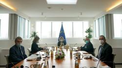 Iraq's PM to EU Parliament Speaker: Iraq looks forward to enhancing ties with EU
