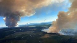 موجة الحر تحرق كندا وتجلي مئات السكان من منازلهم