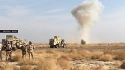 الجيش يعالج تحركات لداعش بين ديالى وصلاح الدين
