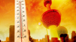حرارة الكويت تقترب من الغليان.. 70 درجة تحت الشمس