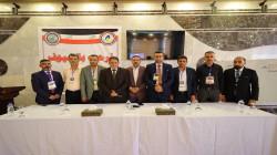 نتائج انتخابات الاتحاد الفرعي للكرة العراقية في محافظتين