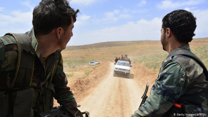 """خفايا مثيرة عن """"نشاط مالي كبير"""" للفصائل المسلحة في العراق وسوريا"""