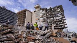 ارتفاع حصيلة ضحايا مبنى فلوريدا المنكوب إلى 24 شخصا