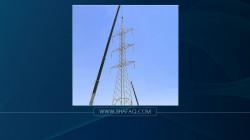 بعد عملية تخريب.. إعادة 3 أبراج للكهرباء إلى الخدمة في محافظة صلاح الدين