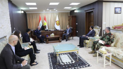 Kurdish Minister of Peshmerga discusses with EU official issues of mutual interest