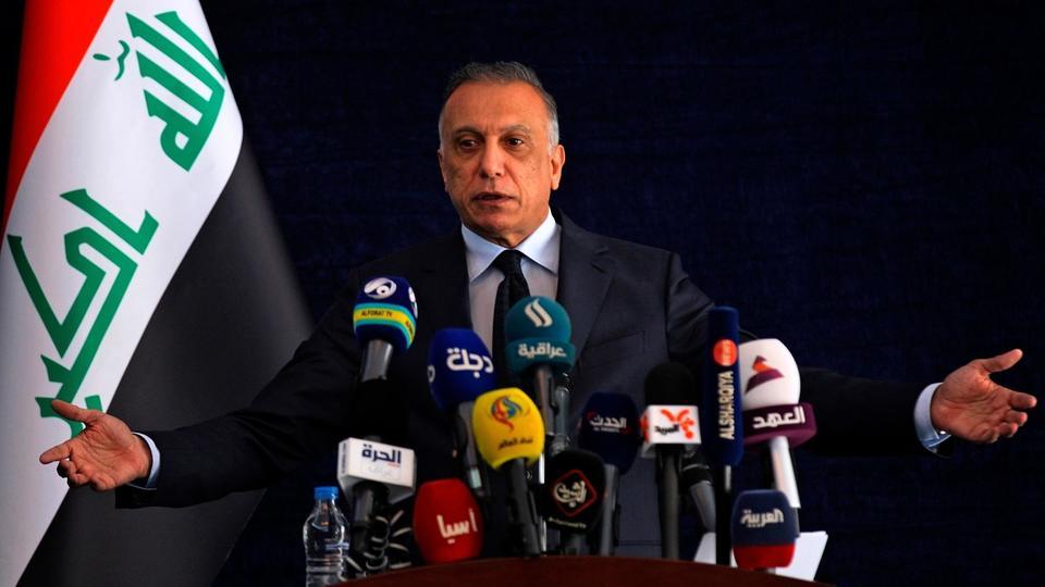 الكاظمي: طلبنا من الأمريكيين والإيرانيين الابتعاد عن تصفية حساباتهم في العراق