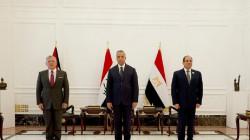 اتفاق عراقي-مصري على تفعيل مقررات قمة بغداد الثلاثية