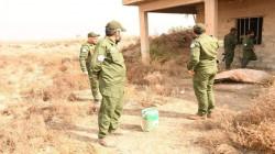 PMF raids an IED factory on Baghdad-Samarra road