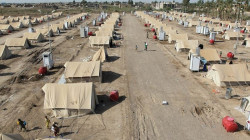موجة الحر تفاقم أزمة النزوح في الأنبار ومسؤول محلي يطرح الحل