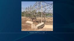 انفجارات تستهدف خط كهرباء خاص يجهز نصف بغداد بالماء