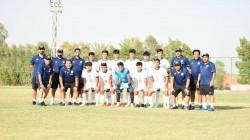 منتخب العراق للناشئين في المجموعة الثالثة لبطولة كأس العرب