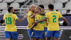 البرازيل إلى نهائي كوبا امريكا على حساب البيرو