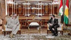 """إقليم كوردستان والتحالف ينسقان لمواجهة """"تهديدات إرهابية"""""""